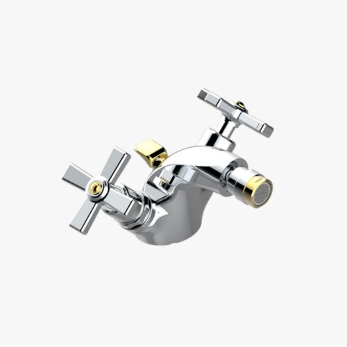 West One Bathrooms StGermain Bidet Mixer 04