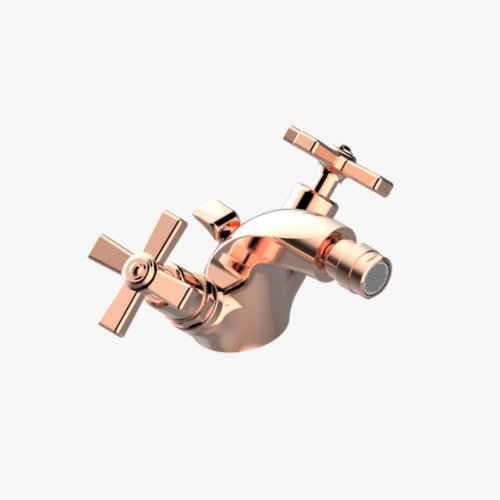 West One Bathrooms StGermain Bidet Mixer 06