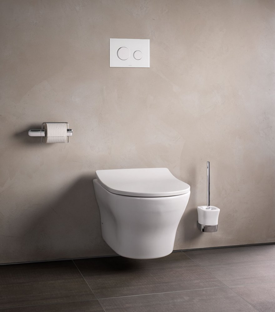 West One Bathrooms Toto – MH Slimset Wall hung WC