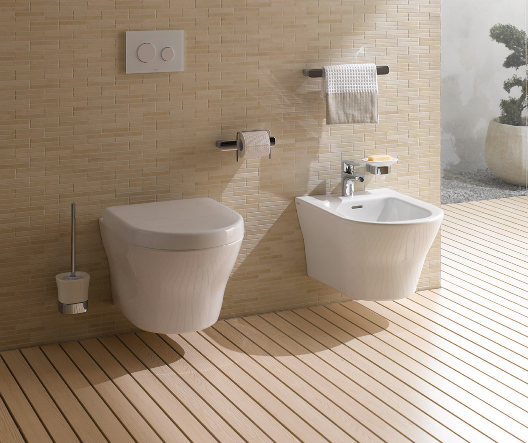 TOTO MH Wall-Hung | WC And Bidets