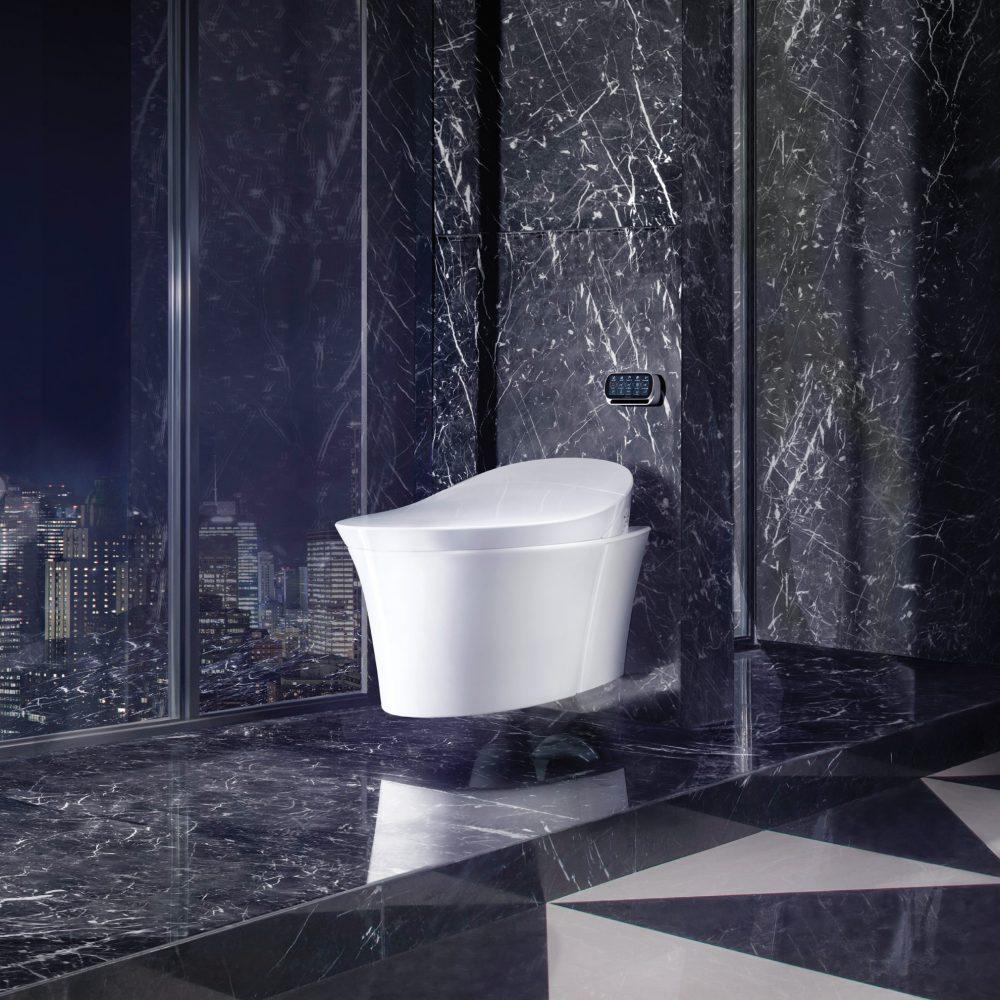 Intelligent WC