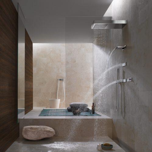 West One Bathrooms Vertical ATT shower wellness lifestyle