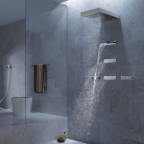 West One Bathrooms Vertical shower ATT CloseUp4 V2