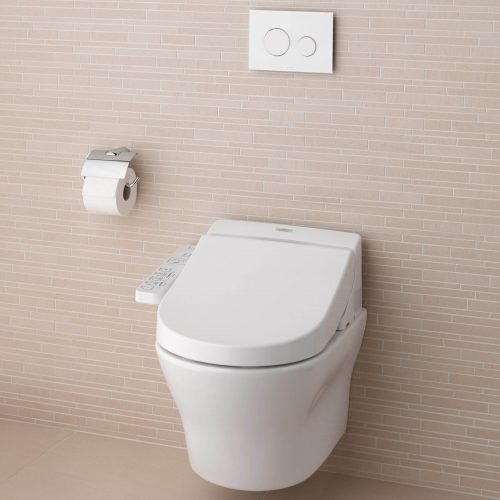 TOTO Washlet EK via west one bathrooms