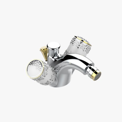 West One Bathrooms Wedding Bidet Mixer 02