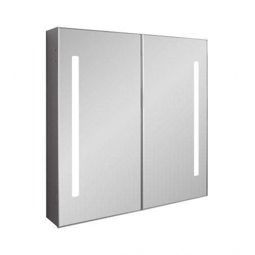 West One Bathrooms Allure Mirror Cabinet 02