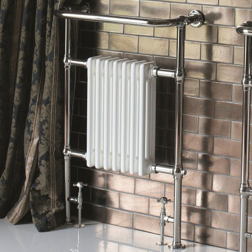 West One Bathrooms Arcade Lansdowne Towel Rail