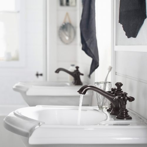 West One Bathrooms Artifacts KOHLER Oil rubbed Bronze