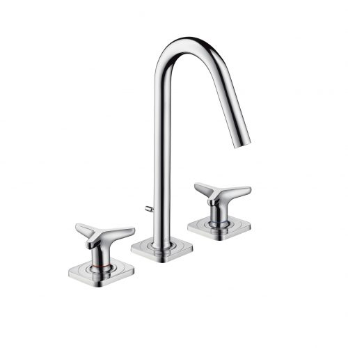 West One Bathrooms Citterio M Basin Deck mounted Chrome