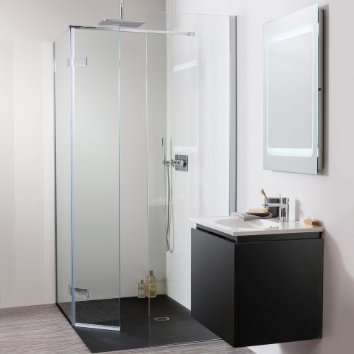 West One Bathrooms ELITE walk in easy access clear