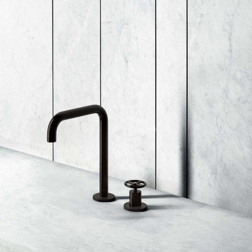 West One Bathrooms Fontane Bianche – Tommaso Sartori Basin