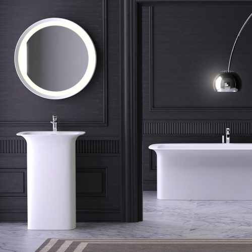 West One Bathrooms GLAM freestanding 01