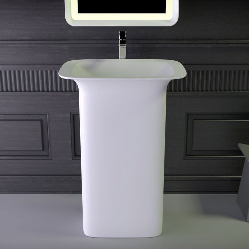 West One Bathrooms GLAM freestanding