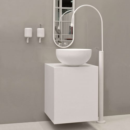 West One Bathrooms Goccia Basin 05