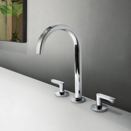 West One Bathrooms ICONA DECO BASIN
