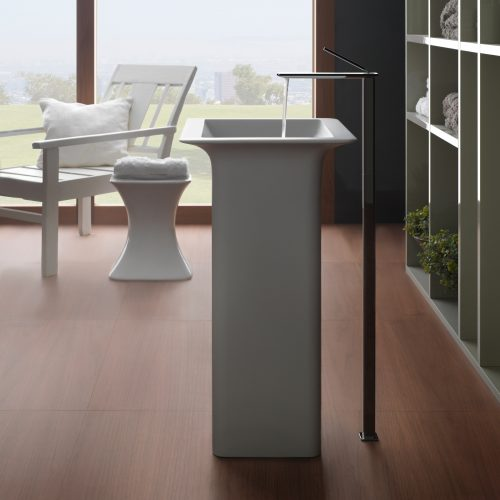 West One Bathrooms ISPA Freestanding Basin 01