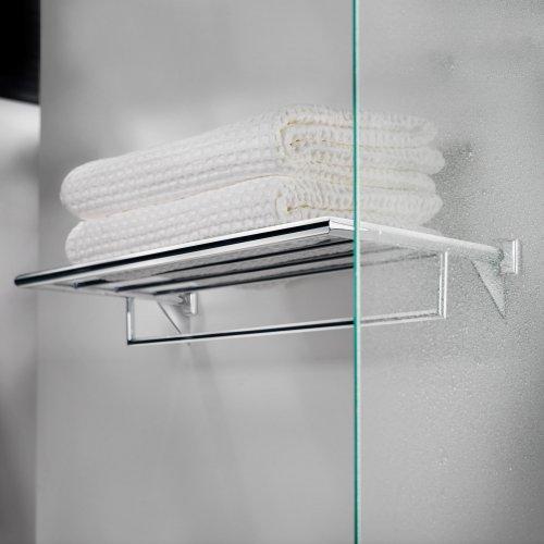 West One Bathrooms Kubik Towel Rack 01