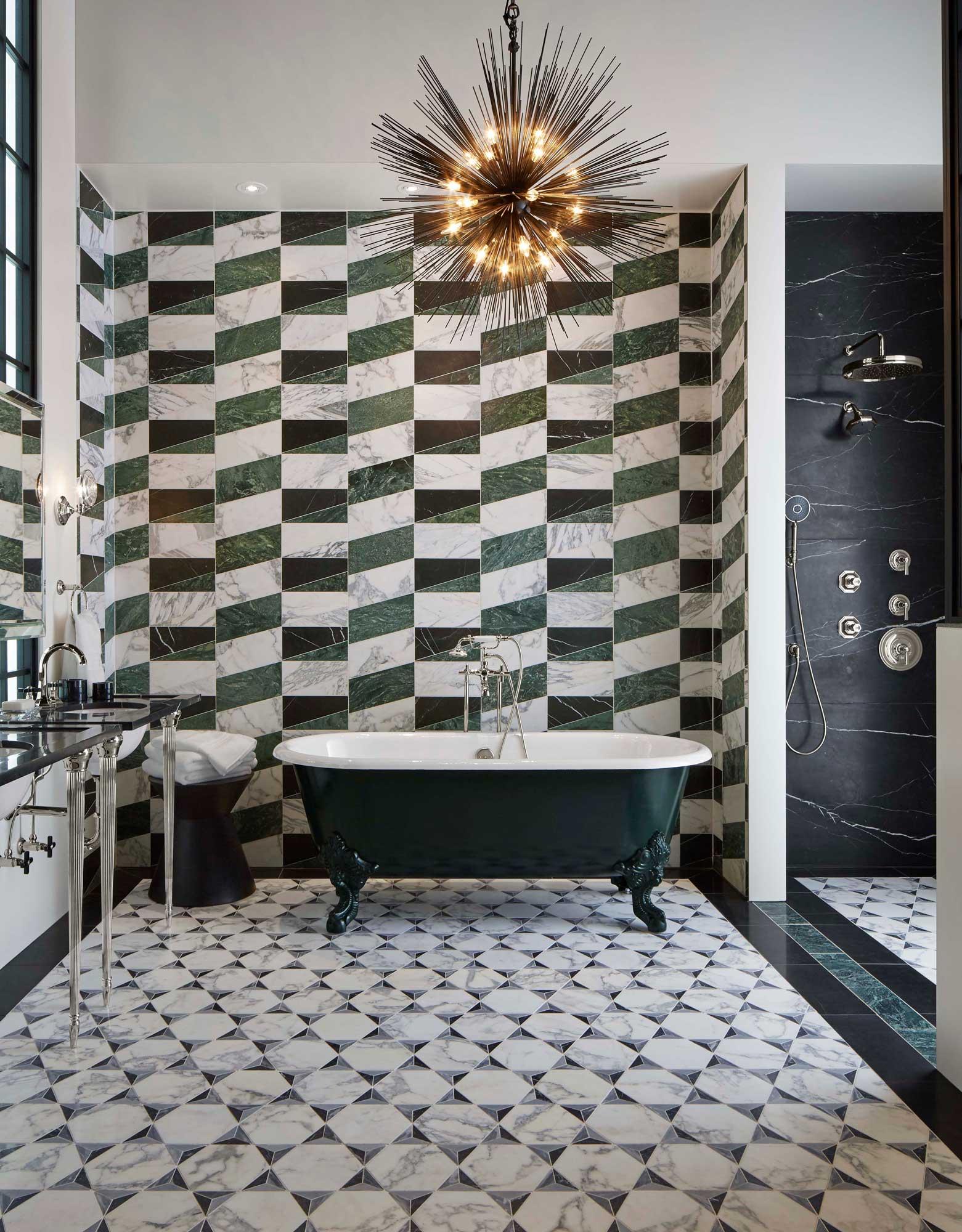Ann Sacks Liaison Mosaics Tiles