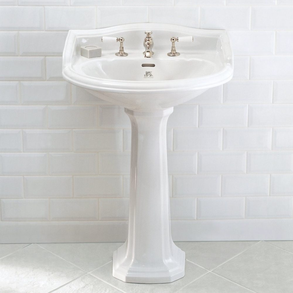 Wall Mounted/Pedestal Basins