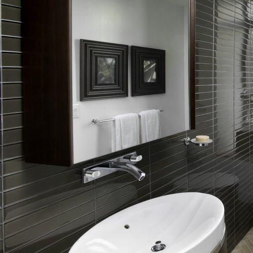 Lucian by Ann Sacks via West One Bathrooms