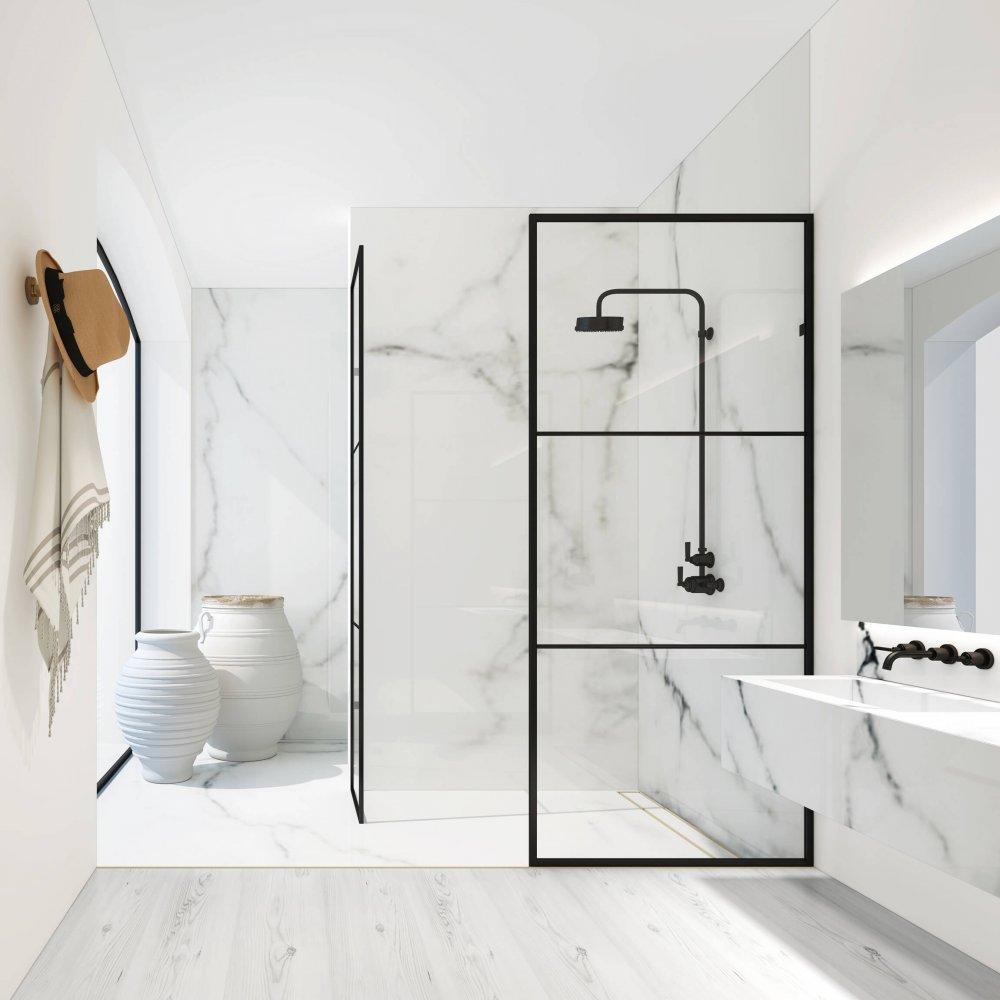 Wet Room Panels