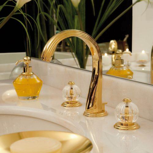 West One Bathrooms Mandarin Crystal 01