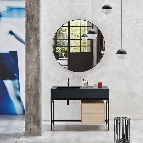 West One Bathrooms Milano Console 02
