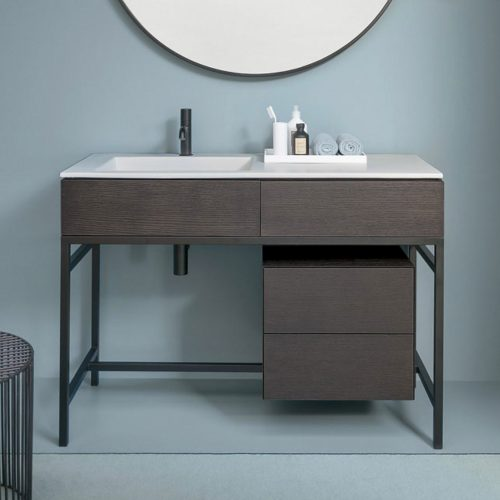 West One Bathrooms Milano Console 03