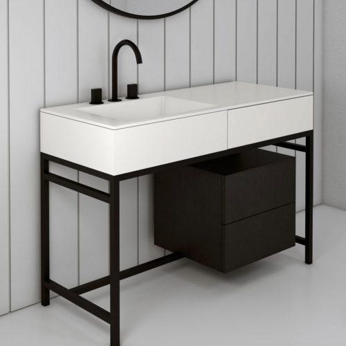 West One Bathrooms Milano Console 04
