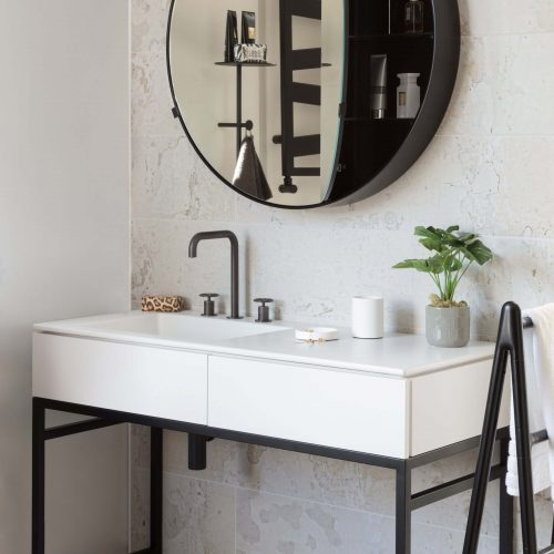 West One Bathrooms Milano Console