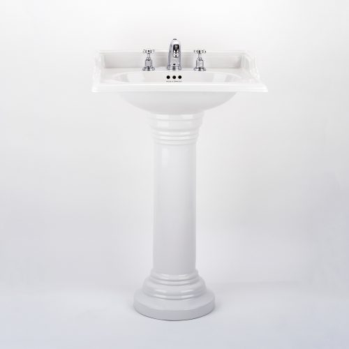 West One Bathrooms PR Victorian Basin