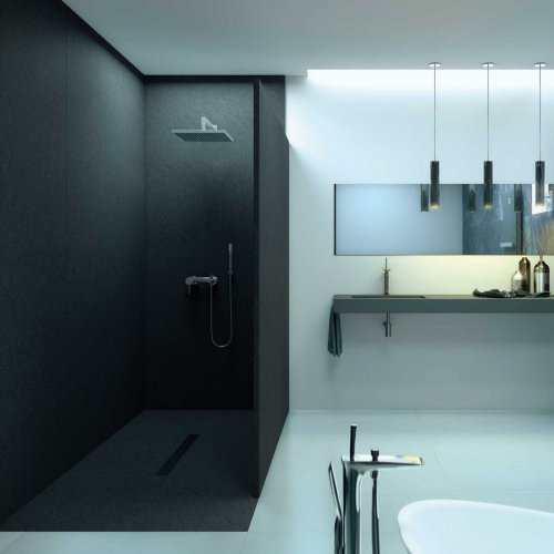 West One Bathrooms Privilege black