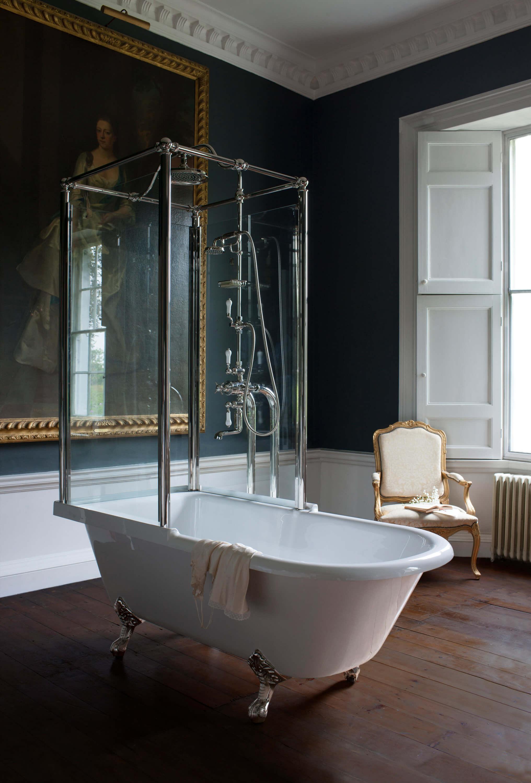 Arcade - Royal Over-Bath Shower Temple   Baths, Shower