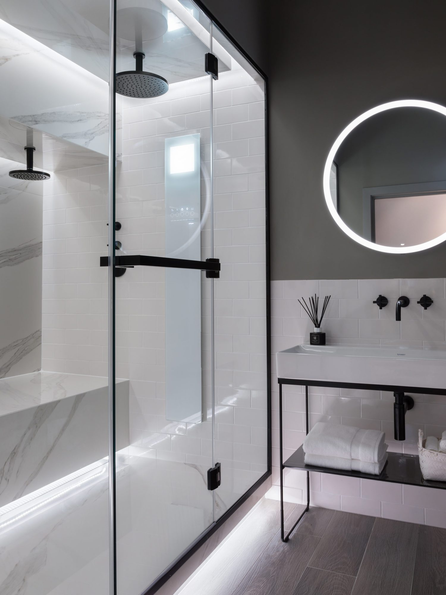 West One Bathrooms Small Size Premium Spa Concept SSPS by Sieger Design 4a