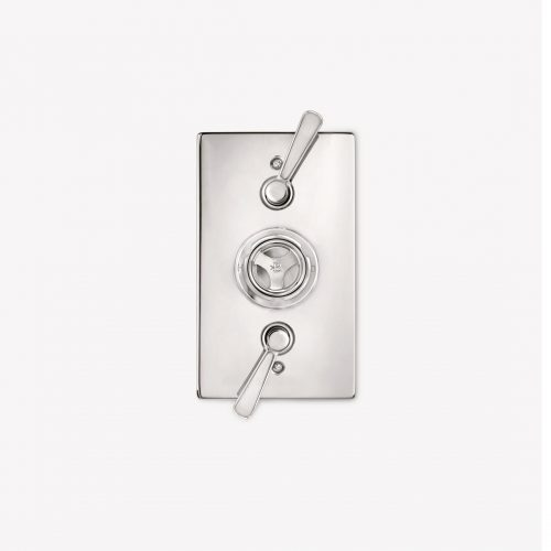 West One Bathrooms TEN TEN Lefroy Brooks Shower controls