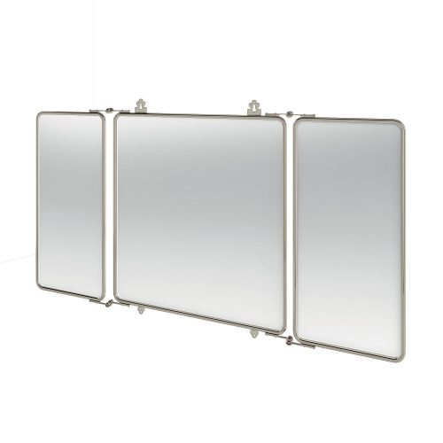 West One Bathrooms three fold mirror 01