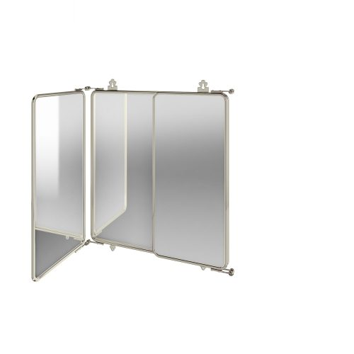 West One Bathrooms three fold mirror 02