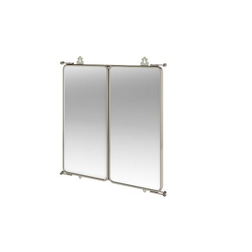 West One Bathrooms three fold mirror 03