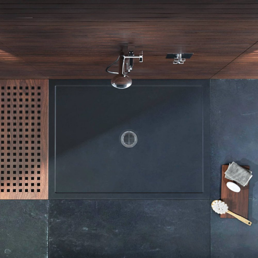 shower trays west one bathrooms. Black Bedroom Furniture Sets. Home Design Ideas