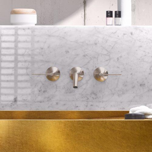 West One Bathrooms VAIA Platinum matt 07 Basin