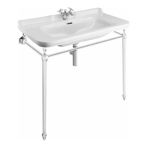 West One Bathrooms – Waldorf Console Cut Out