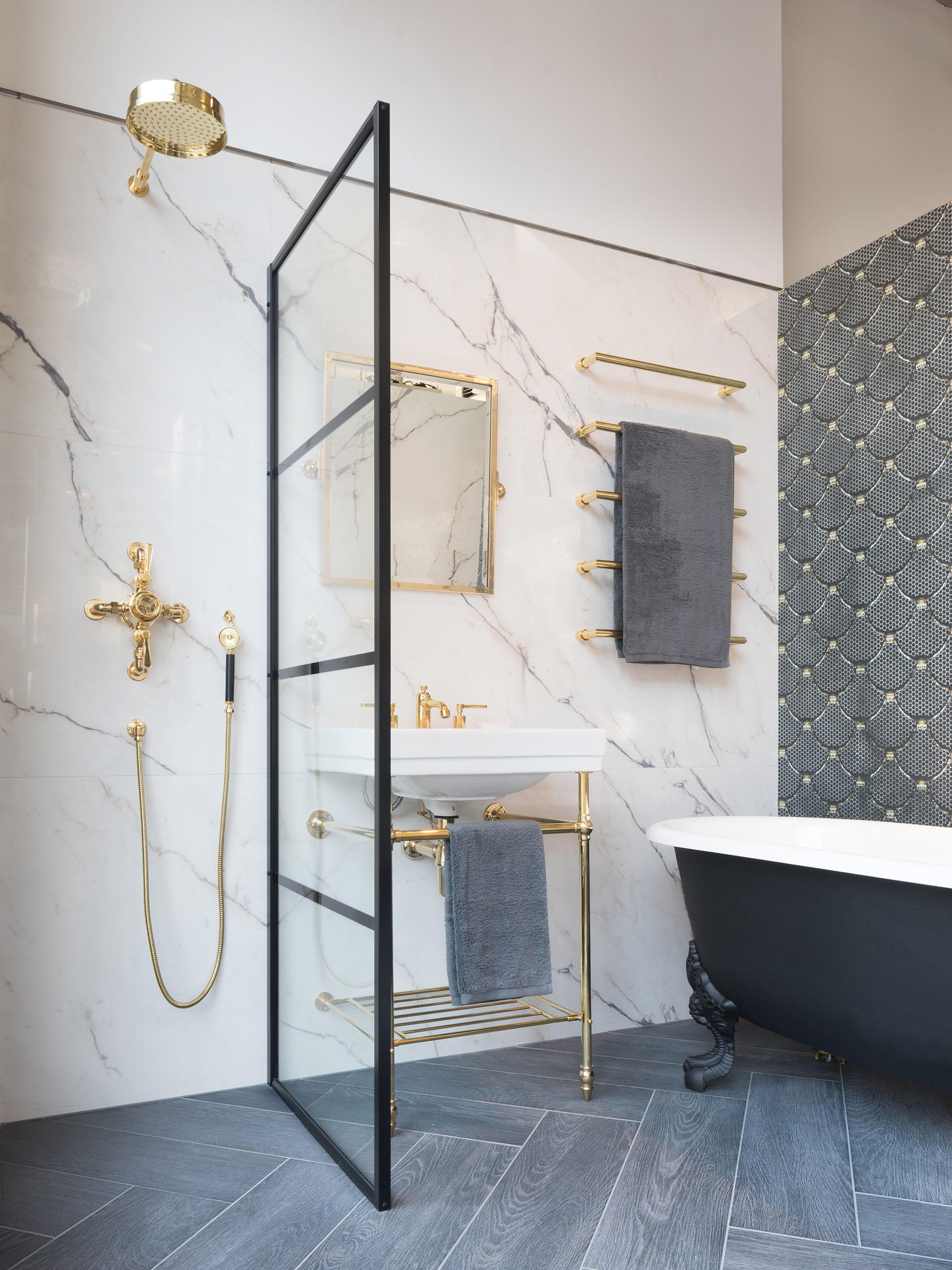 West One Bathrooms Wandsworth Showroom 2a