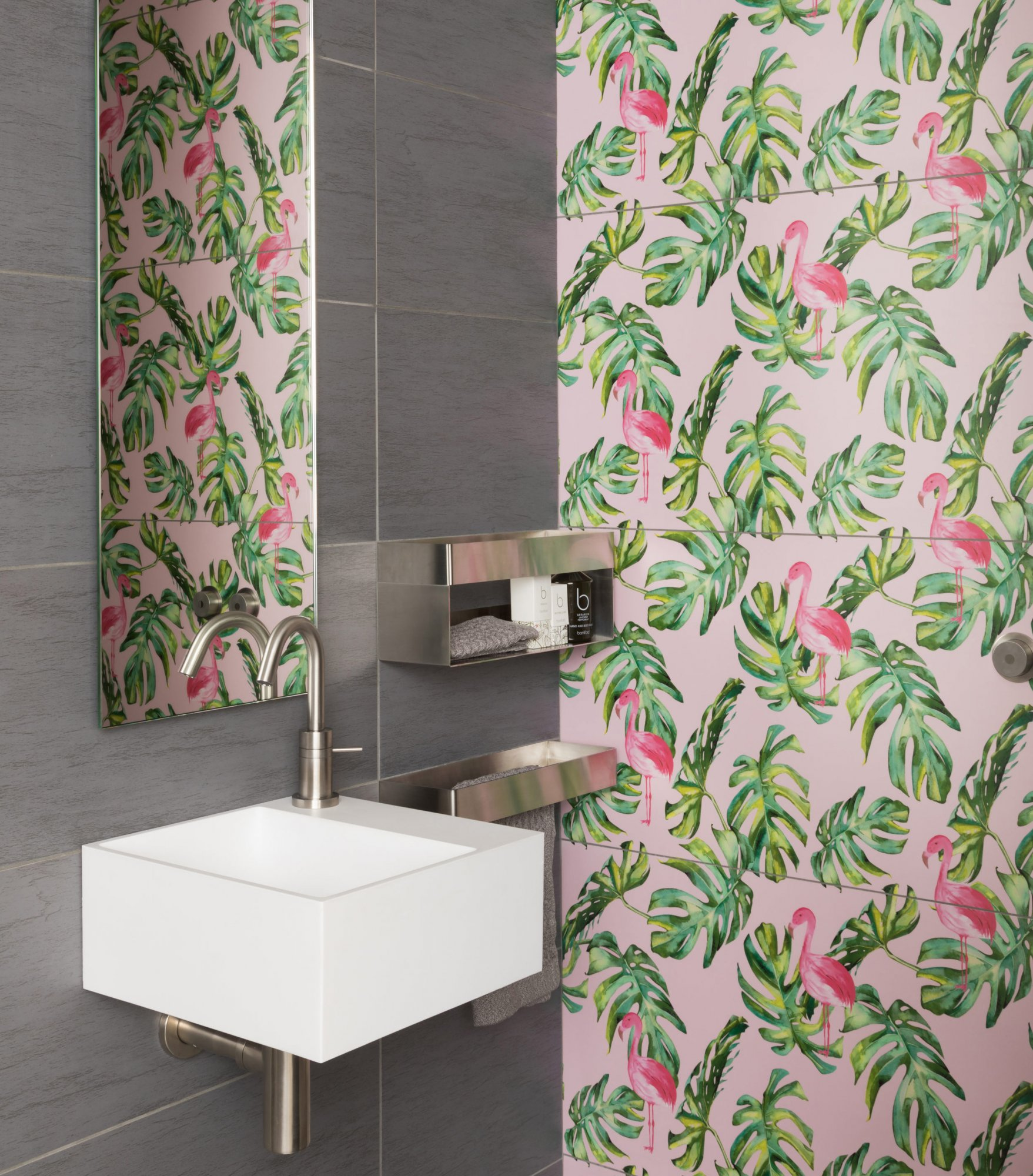 Ideas for decorating the downstairs loo