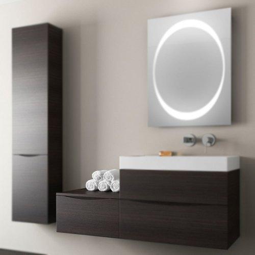 West One Bathrooms Bauhaus Glide 500 Side Unit