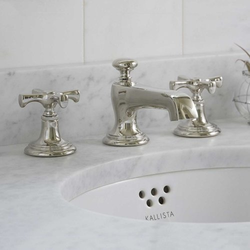 West One Bathrooms Bellis basin cp