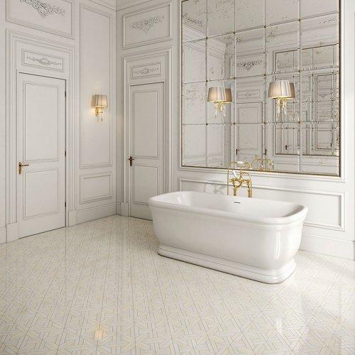 West One Bathrooms DD Hollywood tub