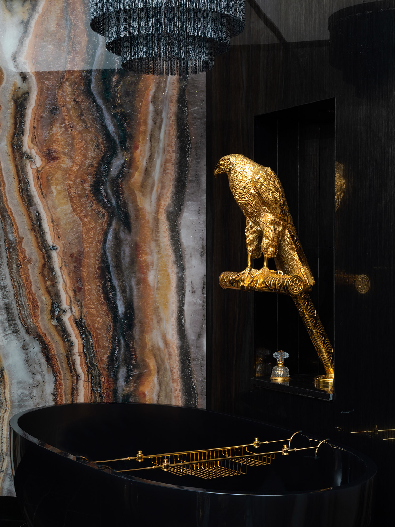West One Bathrooms Mayfair Showroom South Audley Street 2018 2b