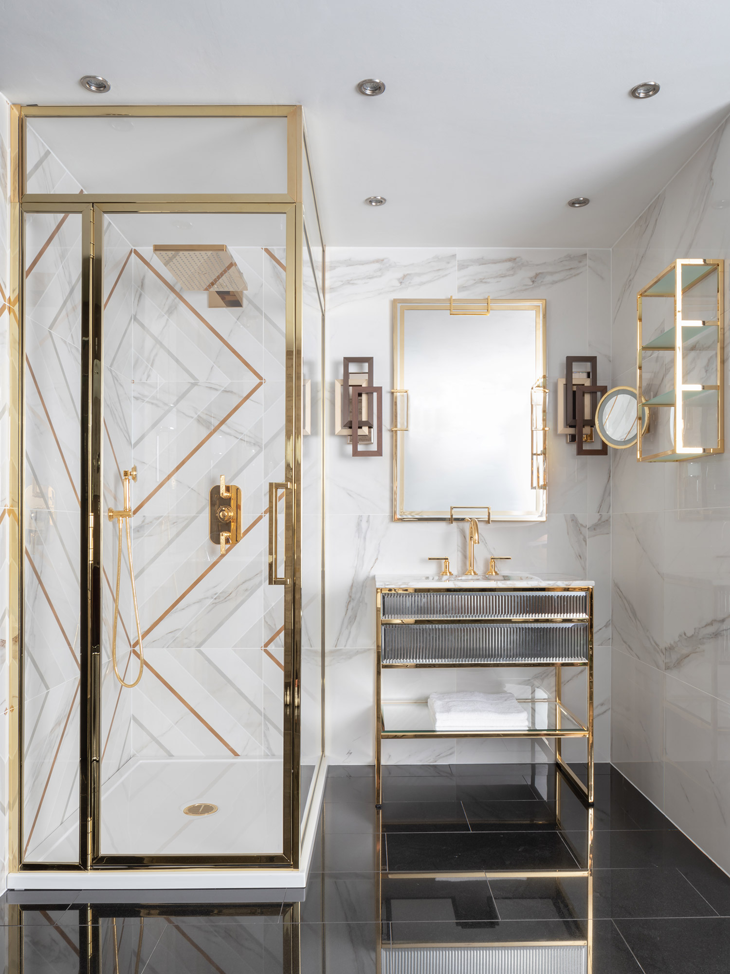 West One Bathrooms Mayfair Showroom South Audley Street 2018 4a