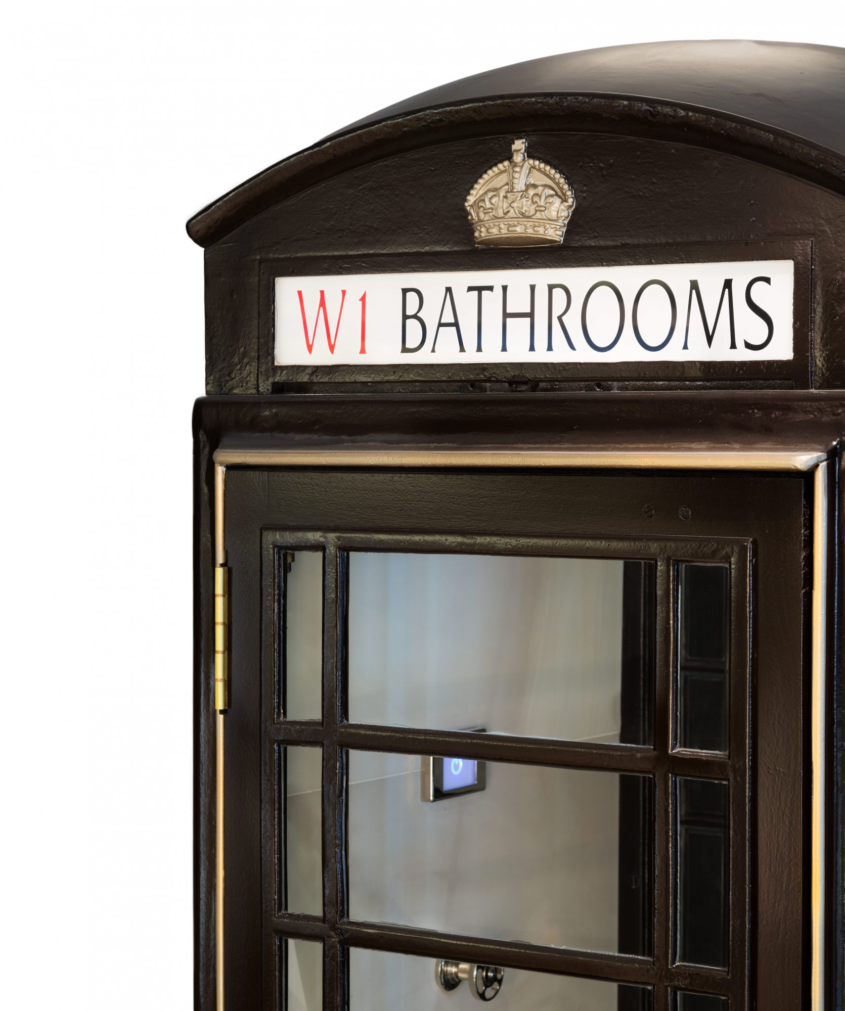 West One Bathrooms Telephone Box Shower 2