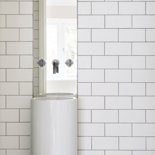 Underground Tiles via West One Bathrooms